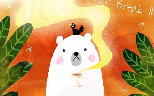 Bear Hot Break