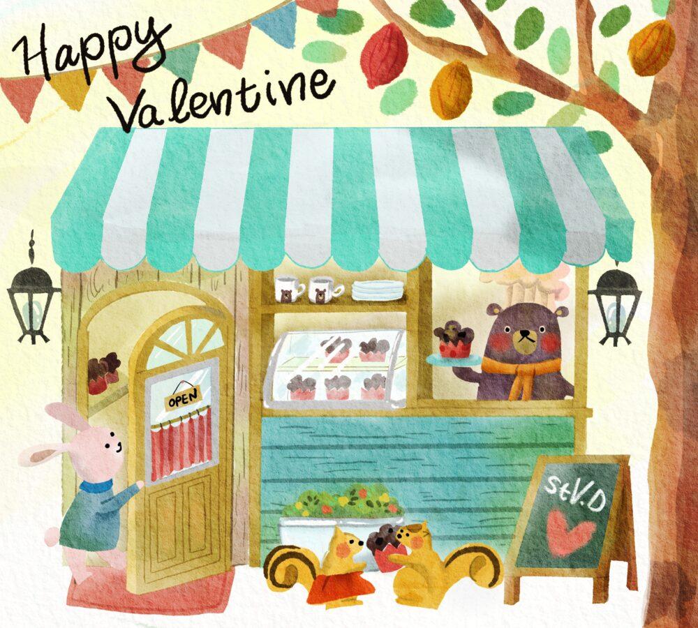 Bear Chef Valentine