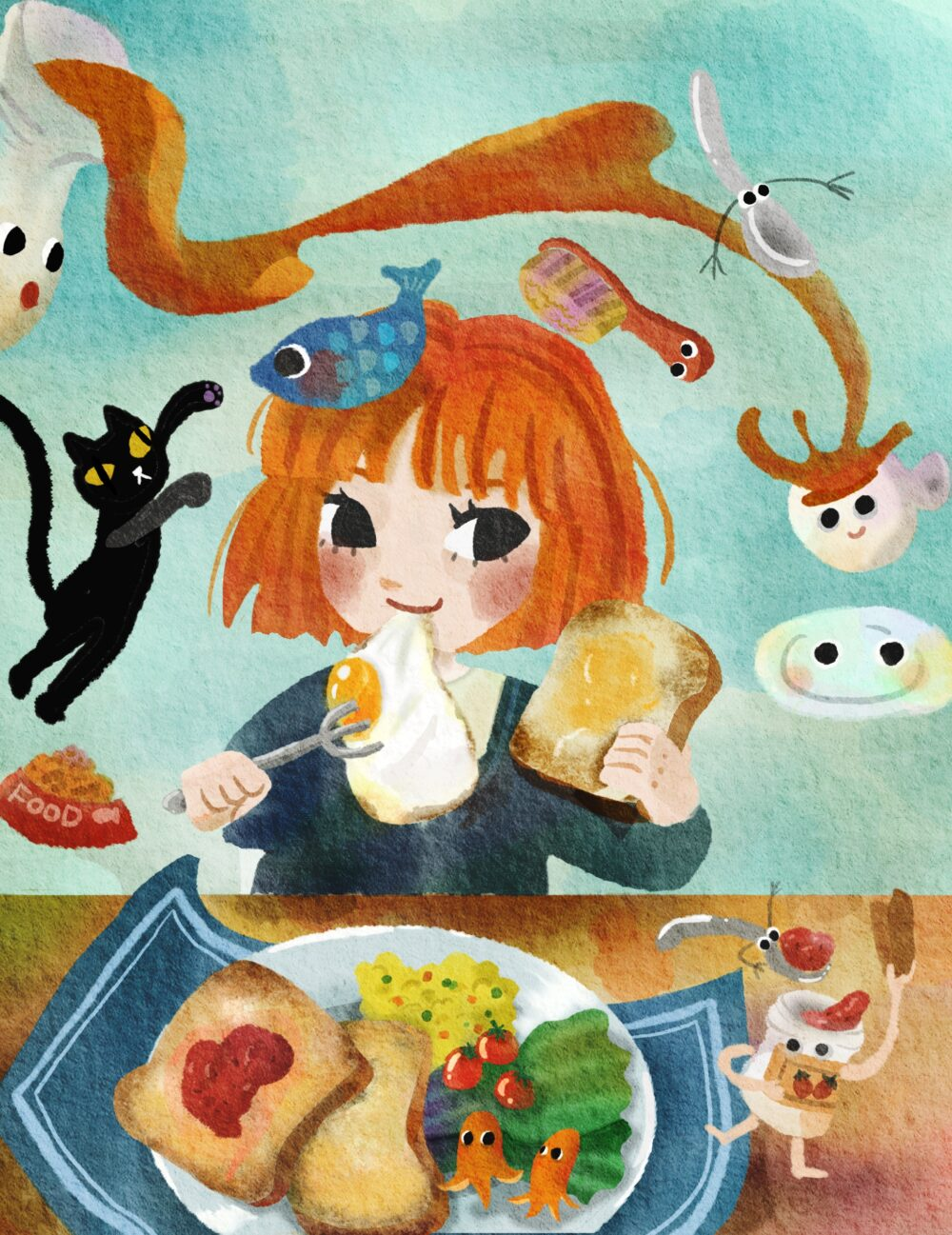 Witch's Day Breakfast